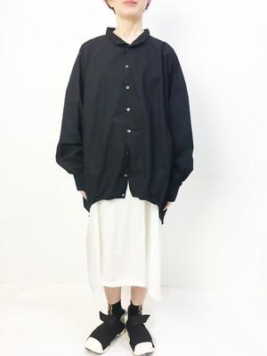 2-211-807 FUSEN SHIRTS [BLACK]
