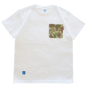 LIFE POCKET TEE (DUCK CAMO) / LIFEdsgn