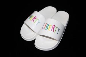 liberty color slides white