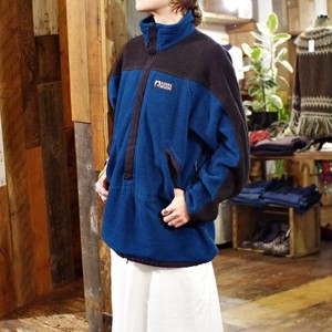 1990s SIERRA DESIGNS Pull-over Fleece Jacket / シエラデザインズ フリース Made in USA !!