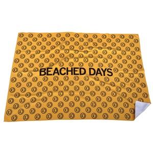 BEACHED DAYS Microfiber Towel