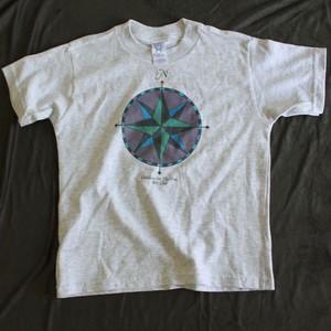 子供Tシャツ 方位