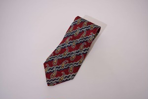 FOREVER SILK by PCSNY NECKTIE ネクタイ BURGUNDY 400617190502