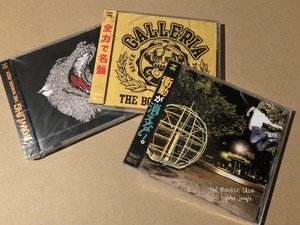 【期間限定】THE BOOGIE JACK 「ALBUM 3枚SET」