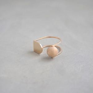 ring MR-03 サイズM <gold>