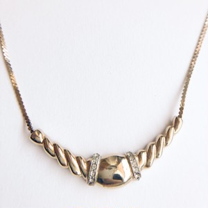 gold design necklace[n-250]