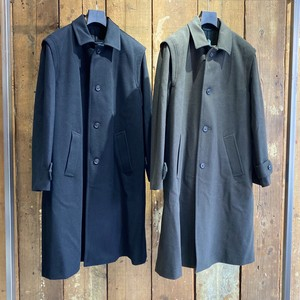Milok / SUPER120's WOOL LOWDEN COAT