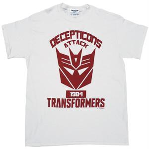 【トランスフォーマー】戦え!超ロボット生命体トランスフォーマー|デストロンエンブレム Tシャツ(リニューアル版)