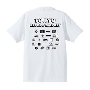 TOKYO RECORD MARKET TEE
