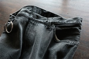 Leh -Re: 3rd 505 Denim Pants-