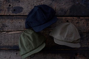 BURLAP OUTFITTER / 3-PANEL CAP