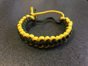 Bootlace Paracord Bracelet Mad Max