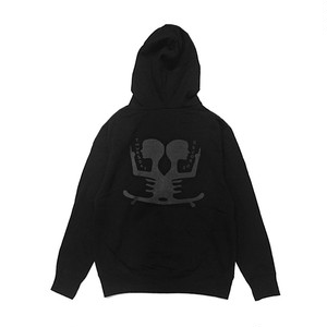 THURSDAY - THURSDAY RECORDS ZIP HOODIE (Black)