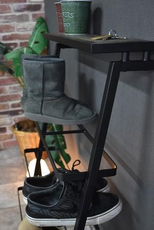 Industrial Shoes Rack / インダストリアルスタイル インダストリアル シューズラック