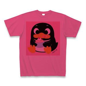 りんぺんTシャツ(ホットピンク/お菓子) S / M / L / XL