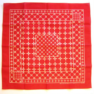 "FxCHRS Original Bandana ""Linewerx"", red"