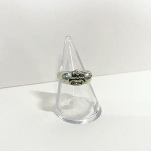 頬 / silver ring 【ego.】