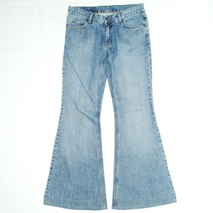 『AMOK LONDON』 90-00s flare jeans