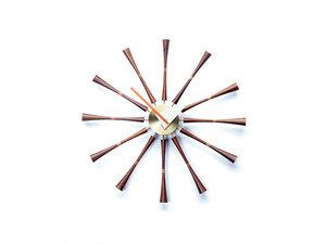 【Vitra Design Museum】Spindle Clock