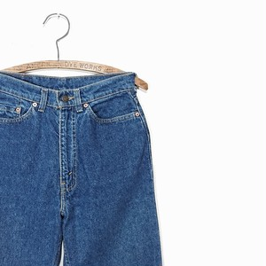 【ladies】Levi's510 womans denim pants made in usa w:27