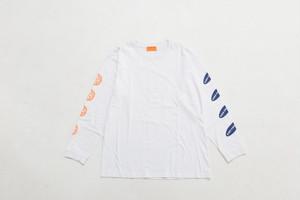 Sleeve logo  Long t-shirt