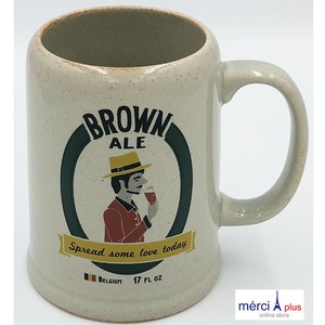 BREWERS(ビールマグ)-BROWN ALE-