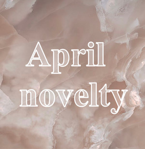 ❤︎ April novelty ❤︎