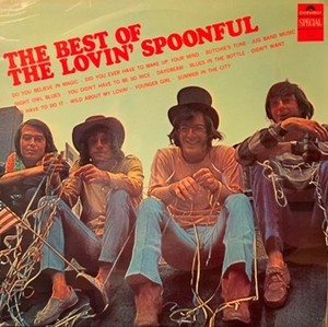 【LP】LOVIN' SPOONFUL/The Best Of…