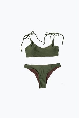 bikini - khaki
