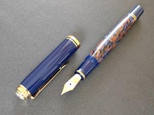 ペリカン スーべレーン M800 ストーンガーデン Pelikan Souverän M800 Stone Garden (極細字) 18C     02333