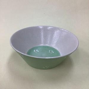 グリーン巻きボール [ 14.8 x 14.8 x 5.4cm ] 【ホップなクリスマス】