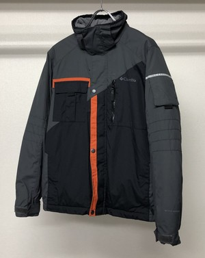 2000s COLUMBIA ASYMMETRICAL JACKET