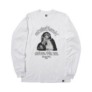 ENCHANTMENT L/S TEE(WHITE)[TH8A-004]