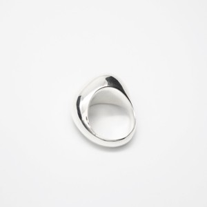 SWELL SILVER RING