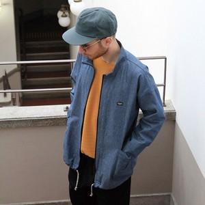 quolt COLOUR-DENIM JKT / クオルトジャケット / BLUE / 901T-1235