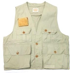 60's ~ SAFTBAK ( Fishing /Hunting )Vest ( ヴィンテージ フィッシングベスト)