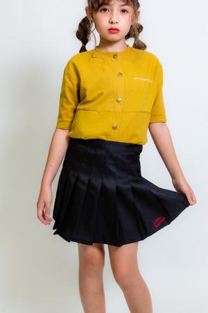 LRプリーツスカート