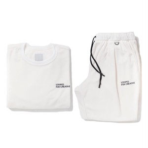 S.F.C FLEECE SET UP (WHITE)