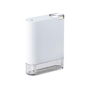 シンプルマインド USB ミニ加湿器 チョコン/ホワイト SMHM-005-WH
