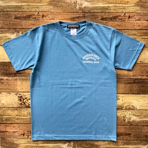 Marking Tee / Bluegray