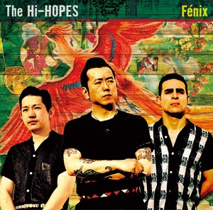 The Hi-HOPES/fenix CD 特典big badge