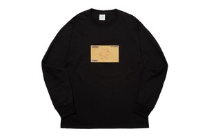 WHIMSY / SIX STAR L/S TEE -BLACK-