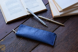 サメ革ペンケース Pen case