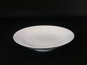 【井上祐希作】釉滴皿(中)WHITE