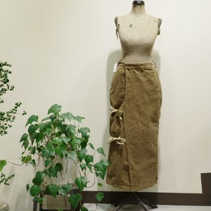 Re Make Corduroy Skirt