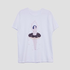 【ShiShi Yamazaki】doughnut! Tシャツ