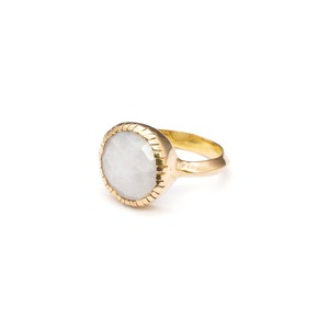 SINGLE STONE NON-ADJUSTABLE RING 016