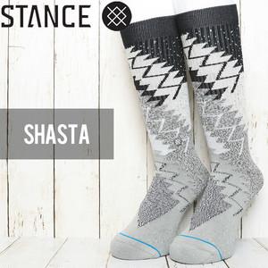 [クリックポスト対応] STANCE スタンス SHASTA SOCKS ソックス 靴下 M556D18SHA GRY