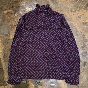 Blouse / Paisley pattern