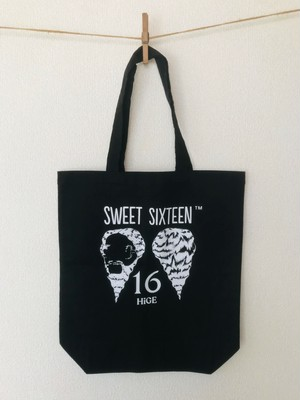「SWEET SIXTEEN」 eco bag (A)